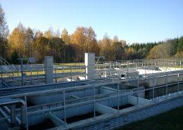 Depuradora en Lituania