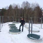 Depuradoras August en Noruega